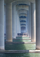 Under the Brigantine Bridge, Absecon Inlet