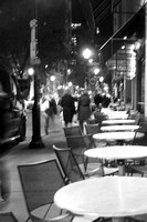 Tables on 18th St