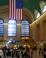 Grand Central Terminal-the clock