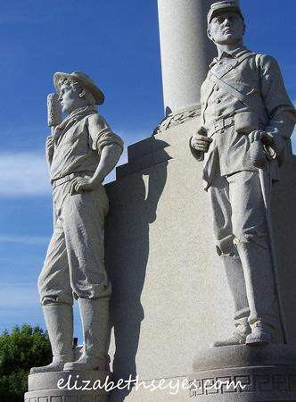 Civil War Sailors and Soldiers Monument